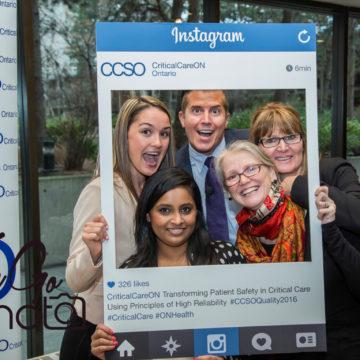 CCSO corporate event in Toronto Ontario