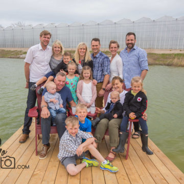 Family Easter Gatherings at the Roelands Plant Farm