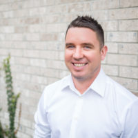 Corporate headshot of real estate agent Brian Guenette